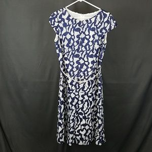 3 for $10- Anne Klein size 10 belted dress